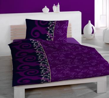 bea microfaser bettw sche mit reissverschluss 6 teilig bettw sche fixleint cher moltons. Black Bedroom Furniture Sets. Home Design Ideas