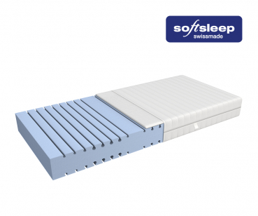Softsleep Matratze Comfort Trend H1 Soft