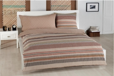 seersucker bettw sche tilo 100 baumwolle b gelfrei mit reissverschluss bettw sche. Black Bedroom Furniture Sets. Home Design Ideas
