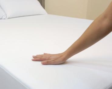 matratzenschoner bambus frottee wasserundurchl ssiger und hyper atmungsaktiver molton. Black Bedroom Furniture Sets. Home Design Ideas
