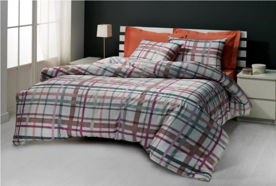 seersucker bettw sche emily 100 baumwolle b gelfrei mit reissverschluss bettw sche. Black Bedroom Furniture Sets. Home Design Ideas