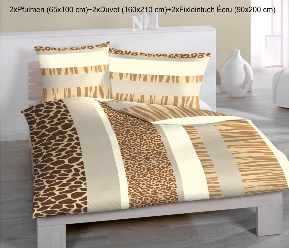 jambo microfaser bettw sche mit reissverschluss 6 teilig bettw sche fixleint cher moltons. Black Bedroom Furniture Sets. Home Design Ideas