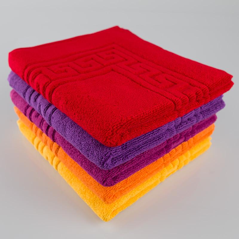 Badvorleger Frottee 50x80cm 100 Baumwolle Bettwäsche