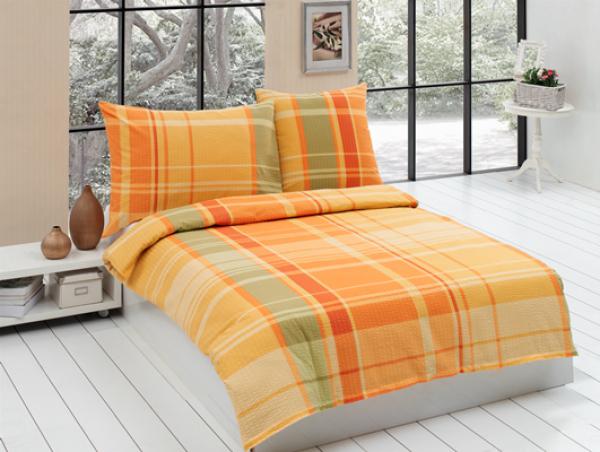 renforce seersucker bettw sche mandarin 100 bw b gelfrei mit reissverschluss bettw sche. Black Bedroom Furniture Sets. Home Design Ideas