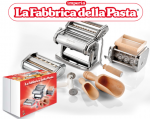"Imperia iPasta ""Pasta Factory"" Made in Italy Ref: 000 501 l"